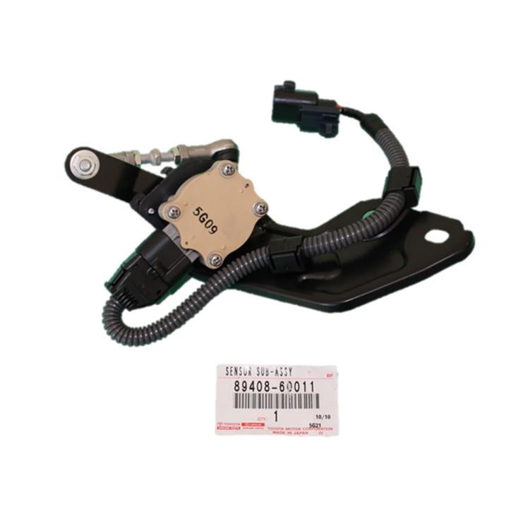 Genuine Toyota Height Control Sensor Rear LH Land Cruiser 89408-60011,  8940860011